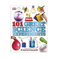 Dorling Kindersley - 101 Great Science Experiments