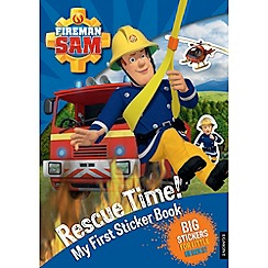 Fireman Sam - Rescue Time! My First Sticker Book
