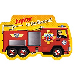 Fireman Sam - Jupiter to the Rescue! Board Book