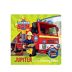 Fireman Sam - Jupiter and the Burning Blaze
