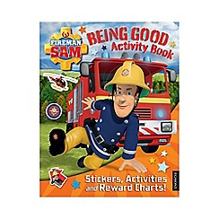 Fireman Sam - Being Good Reward Chart Book