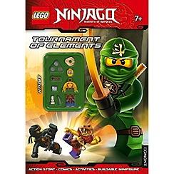 Harper Collins - LEGO Ninjago Tournament of Elements activity book