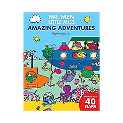 Mr Men - Amazing Adventures Flap Book
