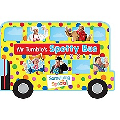 Something Special - Mr Tumble's Spotty Bus Board Book