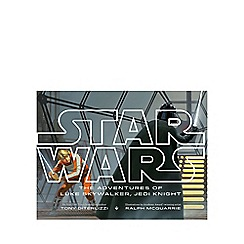Star Wars - The Adventures of Luke Skywalker, Jedi Knight Storybook