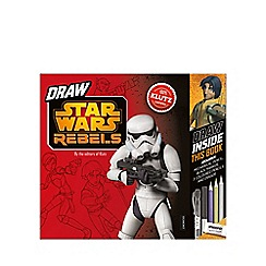 Star Wars - Rebels How to Draw Activity Book