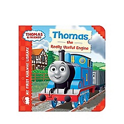 Thomas & Friends - My First Railway Library: Thomas the Really Useful Engine Book
