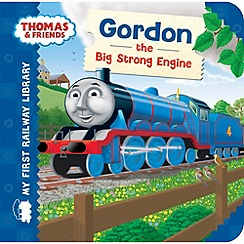 Thomas & Friends - My First Railway Library: Gordon the Big Strong Engine Book