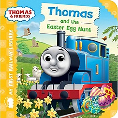 Thomas & Friends - My First Railway Library Thomas and the Easter Egg Hunt Book