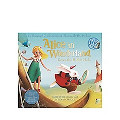 MacMillan books - Alice in Wonderland: Down the Rabbit Hole Book and CD Pack