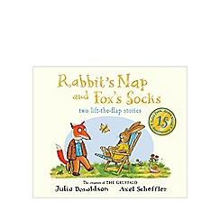 MacMillan books - Tales from Acorn Wood: Fox's Socks and Rabbit's Nap Book