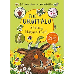MacMillan books - Gruffalo Explorers: The Gruffalo Spring Nature Trail Book