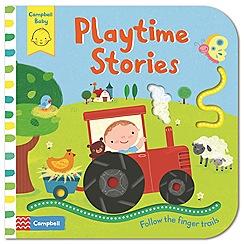 MacMillan books - Playtime Stories Book