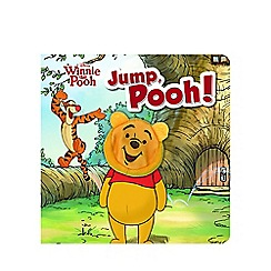 Winnie the Pooh - Jump, Pooh! Finger puppet book
