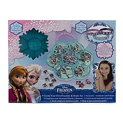 Disney Frozen - Bracelet and bead set