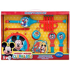 Disney - Mickey music set