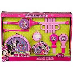 Minnie Mouse - Musical instrument set