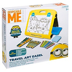 Despicable Me - Travel Art Easel