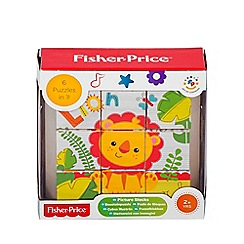Fisher-Price - Picture blocks