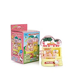 Hello Kitty - Strawberry Ice-Cream shop set