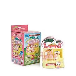 Hello Kitty - Strawberry Ice-Cream shop set