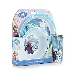 Disney Frozen - Disney's 'Frozen' tumbler, bowl and plate set