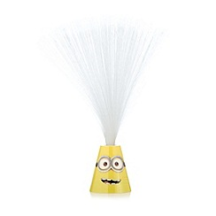 Despicable Me - Colour changing 'Despicable Me' fibre optic lamp