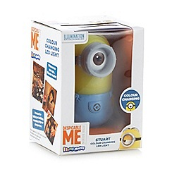 Despicable Me - Colour changing 'Despicable Me' LED light