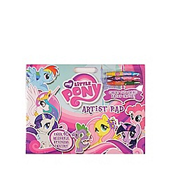 My Little Pony - Artist pad