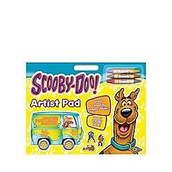 Scooby Doo - Artist pad