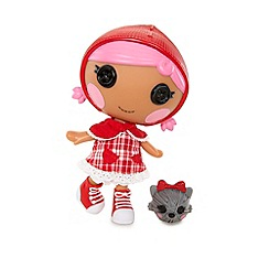 Lalaloopsy - Lalaloopsy Littles doll - Cape Riding Hood