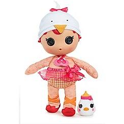 Lalaloopsy - Lalaloopsy Babies doll - Tippy Tumblelina
