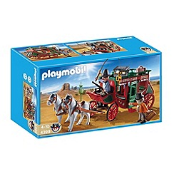 Playmobil - Express Stagecoach