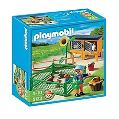 Playmobil - Rabbit Pens