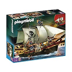 Playmobil - Large Pirate Ship