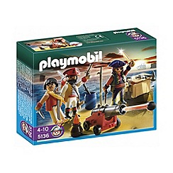 Playmobil - Pirate Gang