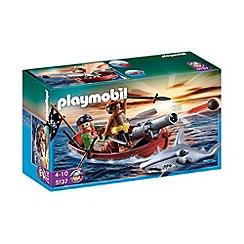 Playmobil - Pirate Rowboat