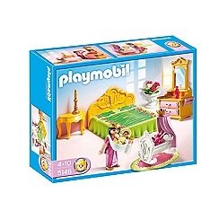 Playmobil - Royal Bedroom