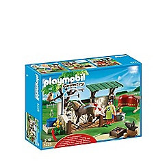 Playmobil - Horse Care Station