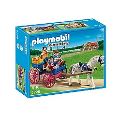 Playmobil - Horse Drawn Carriage