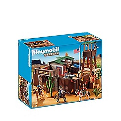 Playmobil - Western Fort