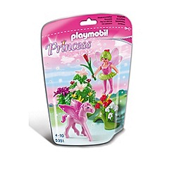 Playmobil - Spring Fairy Princess with Pegasus