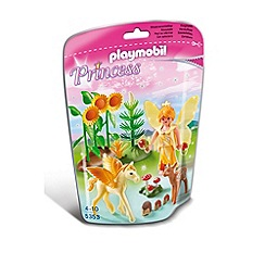 Playmobil - Autumn Fairy Princess with Pegasus