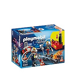 Playmobil - Firefighter with Pump