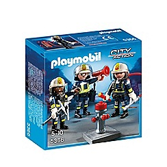 Playmobil - Firemen Team