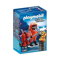Playmobil - Firefighter Special Force