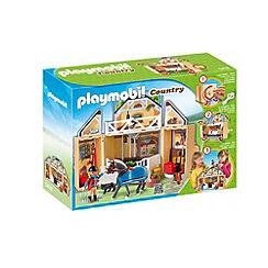 Playmobil - My Secret Pony Farm Play Box