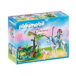 Playmobil - Fairy in Unicorn Meadow