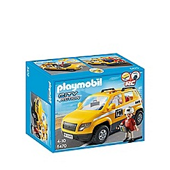 Playmobil - Site Supervisors Vehicle