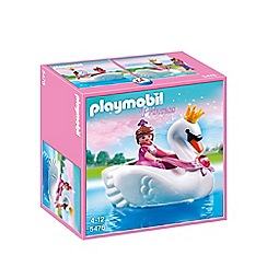 Playmobil - Princess with Swan Boat